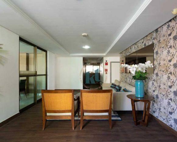 Apartamento com 2 dormitórios à venda, 59 m² por R$ 420.000 - Cabo Branco - João Pessoa/PB - Foto 14
