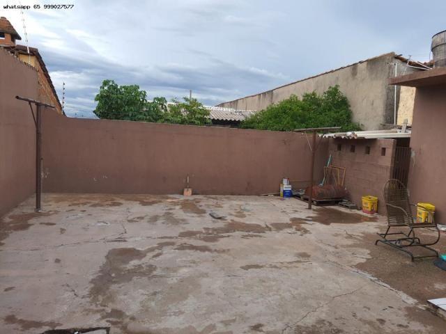 Casa para Venda em Várzea Grande, Jardim dos Estados, 2 dormitórios, 2 banheiros, 2 vagas - Foto 8