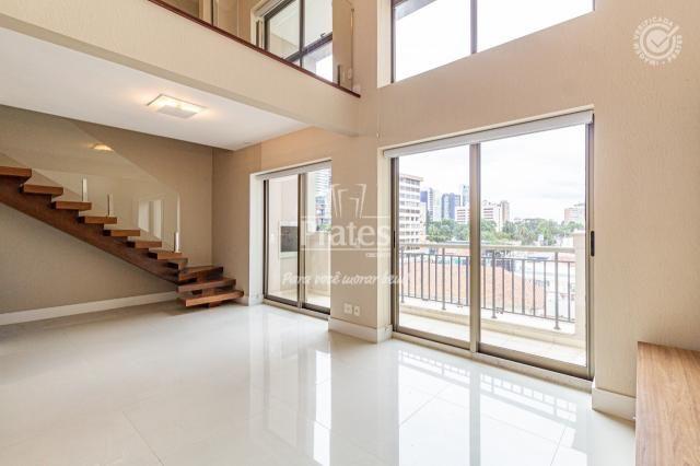 Apartamento para alugar com 1 dormitórios em Batel, Curitiba cod:9130 - Foto 5