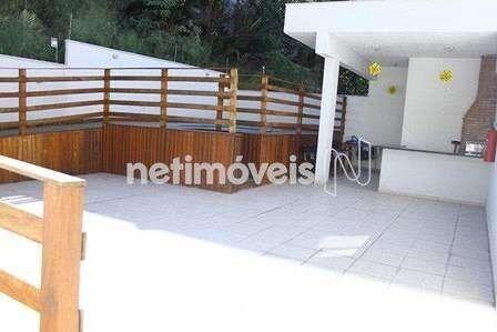 Apartamento à venda com 3 dormitórios em Alto caiçaras, Belo horizonte cod:375987 - Foto 2