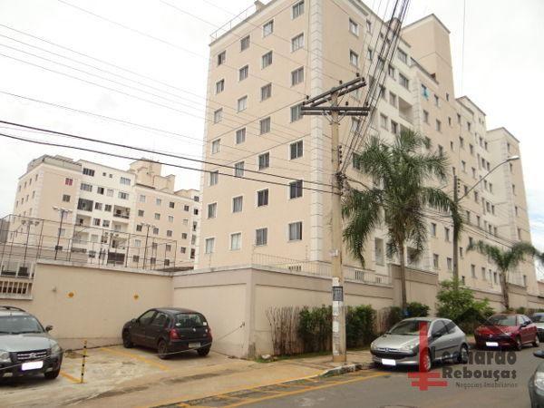 Apartamento duplex com 2 quartos no Spazio Eco Ville Araguaia - Bairro Setor Negrão de Lim