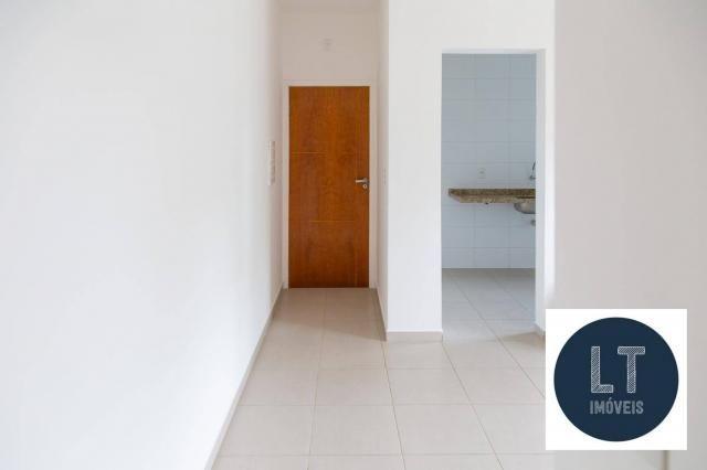 Apartamento com 2 dormitórios à venda, 64 m² por R$ 195.000,00 - Parque São Luís - Taubaté - Foto 2