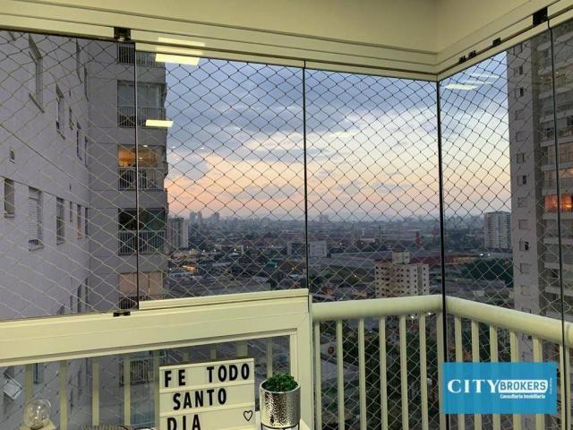 Apartamento com 3 dormitórios à venda, 107 m² por R$ 1.080.000 - Tatuapé - São Paulo/SP - Foto 19
