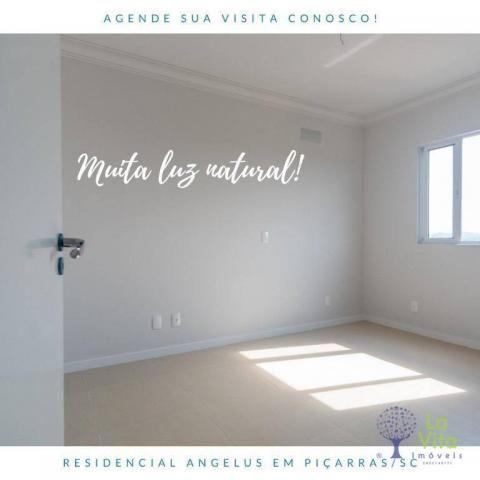 Apartamento com 2 dormitórios à venda, 52 m² por R$ 248.328,00 - Itacolomi - Balneário Piç - Foto 13