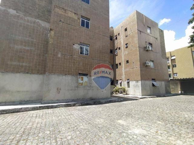 Apartamento com 3 dormitórios à venda, 86 m² por R$ 103.000,00 - Catolé - Campina Grande/P - Foto 3