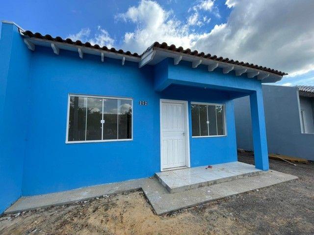 Casa para aluguel, 2 quartos, 2 vagas, Centro - Nova Santa Rita/RS