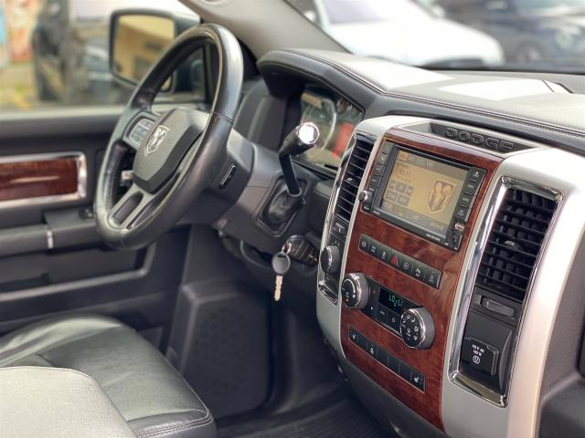 RAM 2012/2012 6.7 2500 LARAMIE 4X4 CD I6 TURBO DIESEL 4P AUTOMÁTICO - Foto 7