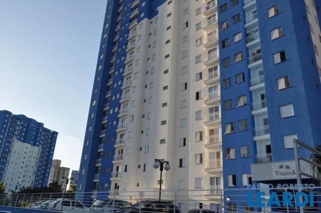 Apartamento à venda com 2 dormitórios em Jardim das figueiras, Valinhos cod:627552