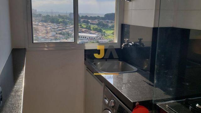Lindo apartamento com 2 dormitórios e closet à venda, 73 m² por R$ 450.000 - Vila Brasil - - Foto 9