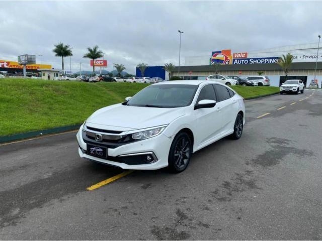 Honda Civic EXL CVT - Foto 3