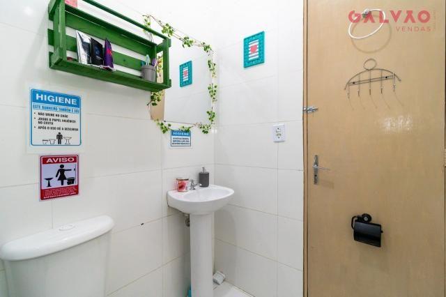 Casa à venda com 2 dormitórios em Cidade industrial, Curitiba cod:42429 - Foto 14
