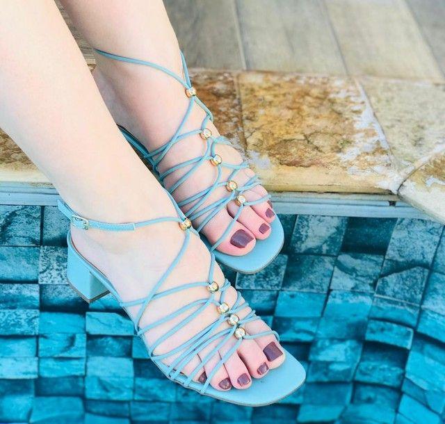 Sandálias diferenciadas - Foto 5