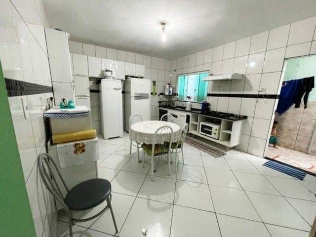 Linda Casa com 4 Quartos, Garagem Coberta em M Norte. - Foto 6
