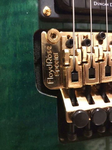 Guitarra Washburn CS740 Chicago series, linda! - Foto 5