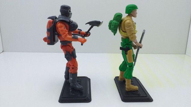 Lote Bonecos G.i.Joe 25 TH - Hasbro - Epic Toys Brasil - Foto 3