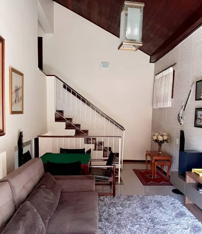 Bela casa de condomínio privilegiado para venda em local valorizado ,Comary , Teresópolis. - Foto 5