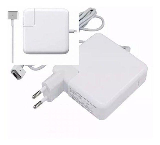 Fonte Carregador Macbook Air Apple Magsafe 2 T 85w Bivolt