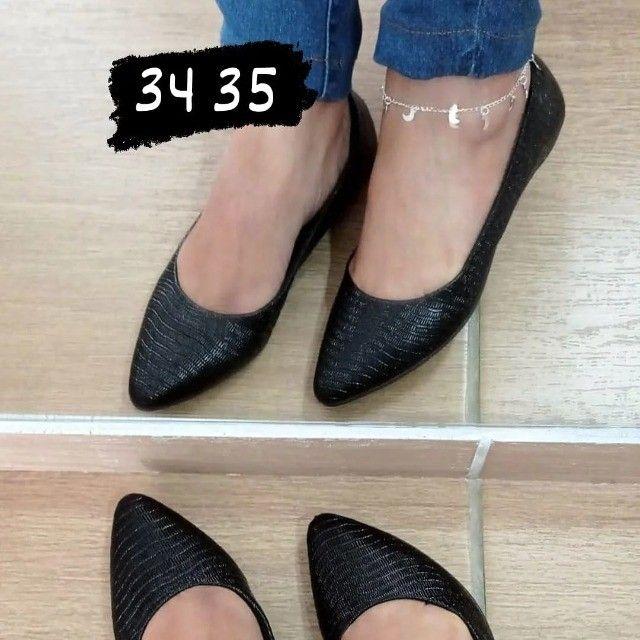Sandalias e Sapatilhas Femininas - Foto 5