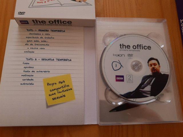 DVD Série The Office Original Completa - Foto 3