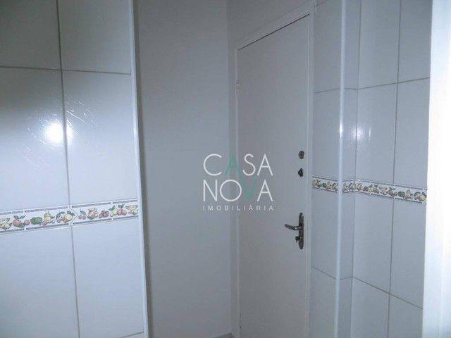 Apartamento com 2 dormitórios para alugar, 118 m² por R$ 3.000,00/mês - José Menino - Sant - Foto 17