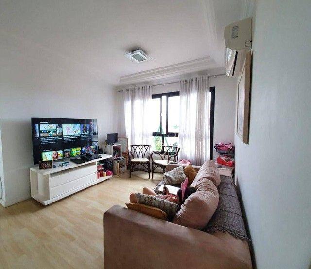 Apartamento com 2 dormitórios à venda, 90 m² por R$ 500.000,00 - Boqueirão - Santos/SP - Foto 2