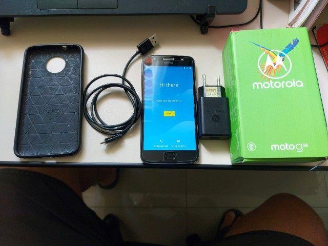 Vendo celular Moto G 5s