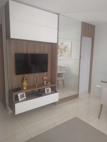 Apartamento 2/4 com Suíte na Artêmia Pires no Sim  - Foto 2