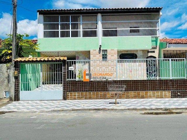 Casa com 5 dormitórios à venda, 230 m² por R$ 460.000,00 - Lago Jacarey - Fortaleza/CE