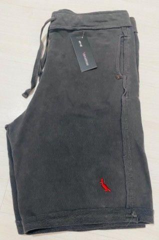 Bermudas jeans masculina da Tommy Imperdível  - Foto 6