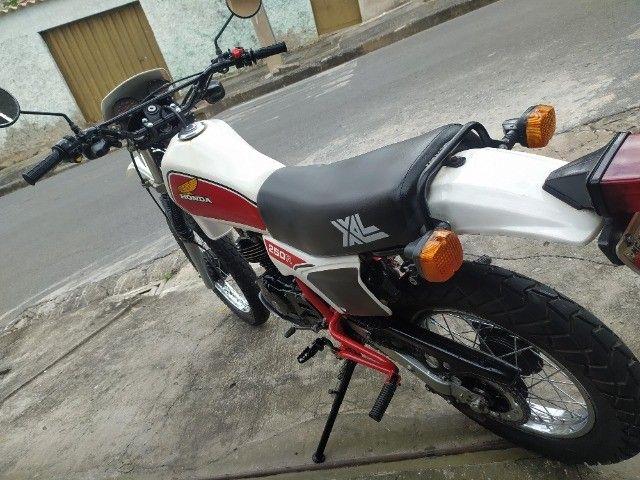 XL250 R ano 83 - Foto 5