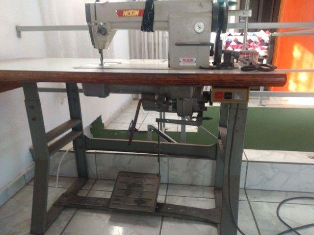 Máquina de costura Reta industrial - Foto 4