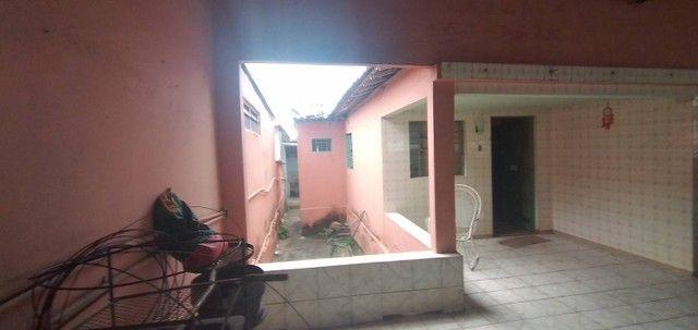 Casa a venda dois qtos 3 barracos duas salas no Setor Campinas lado da Leste Oeste finalid - Foto 8