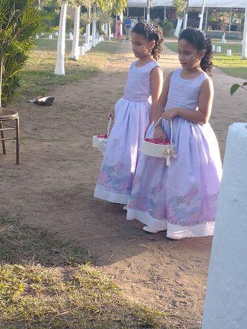 Vestidos de daminhas