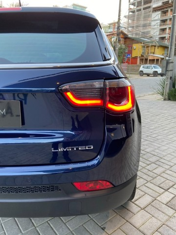 Jeep Compass Limited - 2020 - Foto 14