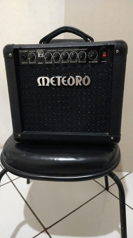 Amplificador Meteoro Nitrous Drive Effects Nde15