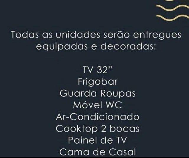 FLAT NO BESSA - SERÃO ENTREGUES EQUIPADOS - Foto 4