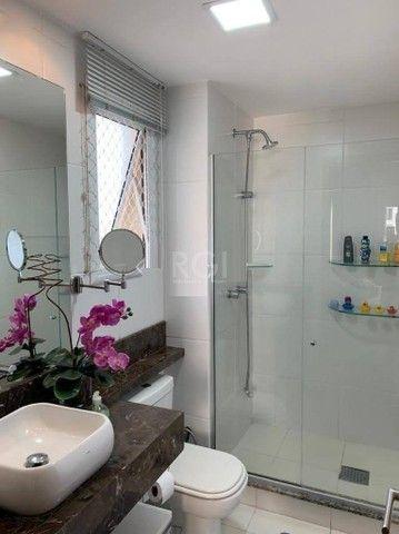 Apartamento à venda com 3 dormitórios em Passo da areia, Porto alegre cod:VP87975 - Foto 11
