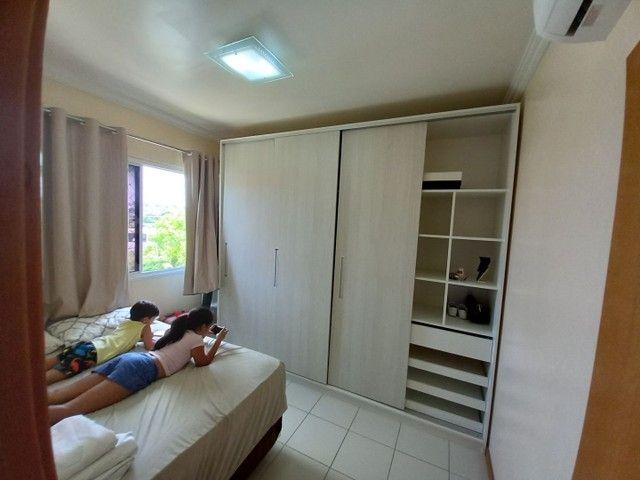 Apto 3 quartos, Aleixo, Alto, Semi Mobiliado  - Foto 8