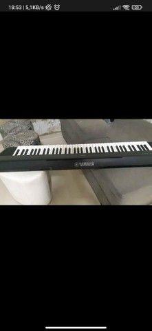 Vendo Piano digital yamaha - Foto 2