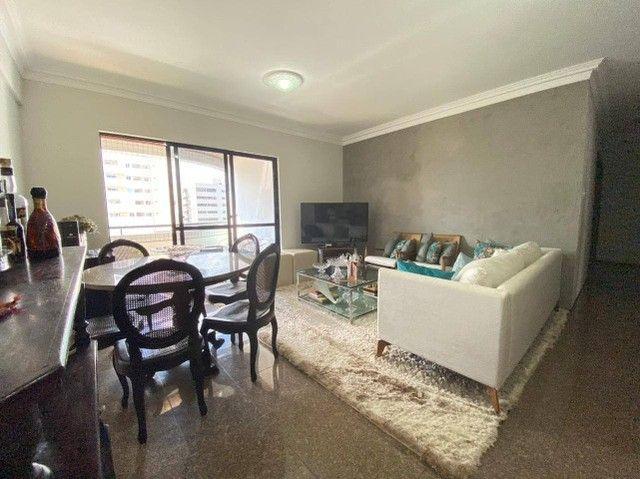 AB351 - Apartamento no Renascença com 03 suítes/projetados/nascente - Foto 5