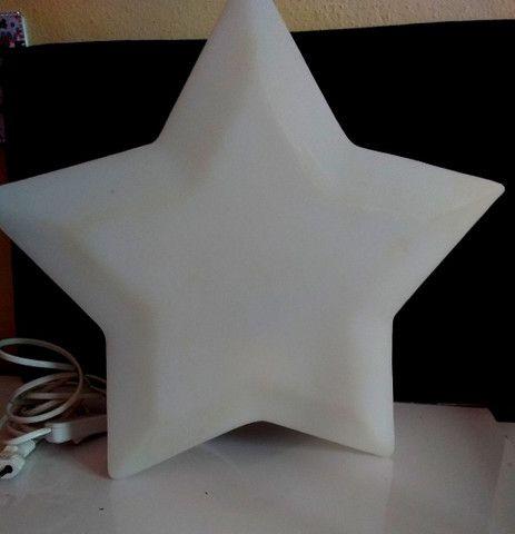 Luminária de Estrela - Foto 2