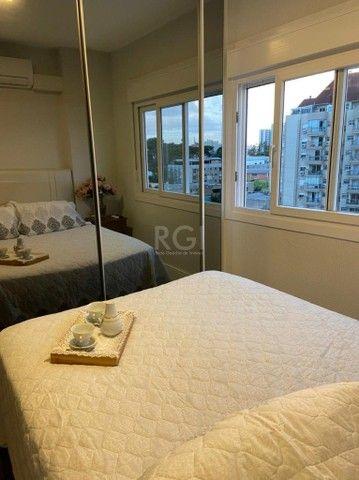 Apartamento à venda com 3 dormitórios em São sebastião, Porto alegre cod:EL56357515 - Foto 12