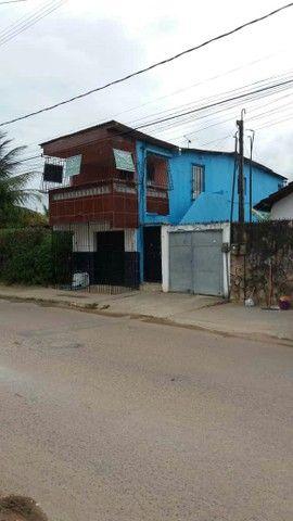 Vendo ou troco casa+ponto comercial