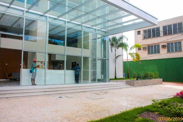 Ed. Viva Marco, 3 quartos, 2 suit, 2 vgs garag, 100 m², cond comp, novo - Foto 2