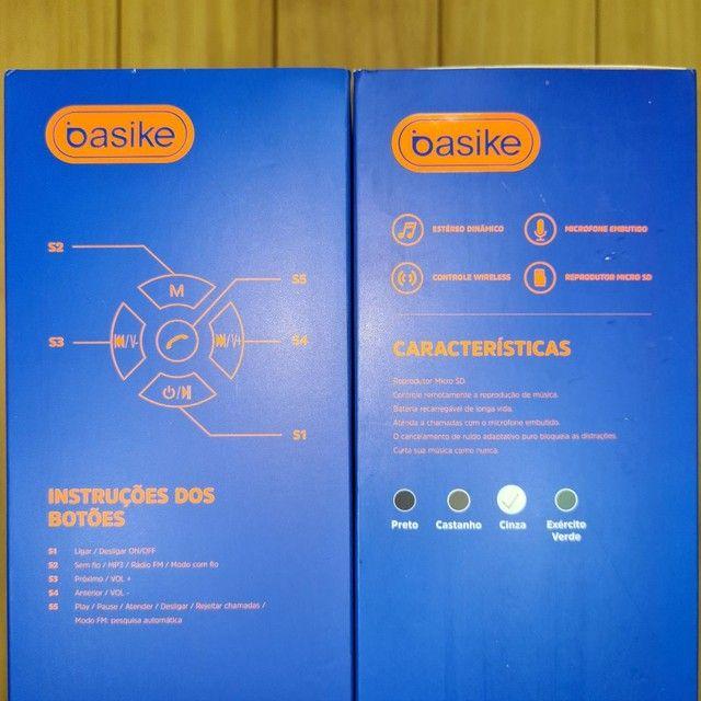 Fone Basike Ba-FON6667 | NOVO! - Foto 6