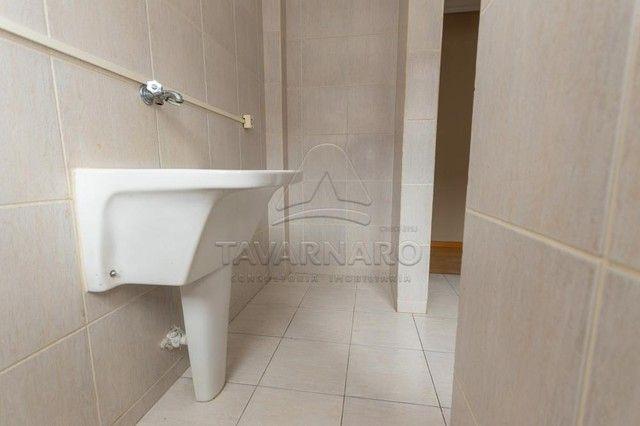 Apartamento à venda com 3 dormitórios em Orfas, Ponta grossa cod:V2428 - Foto 6