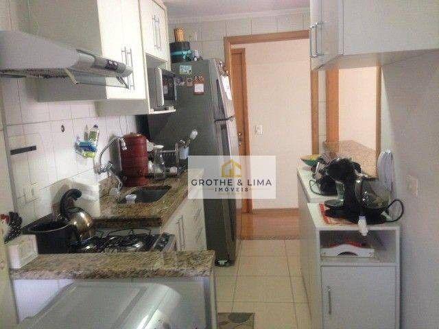 Apartamento com 2 dormitórios à venda, 72 m² por R$ 562.000 - Vila Ema - São José dos Camp - Foto 9