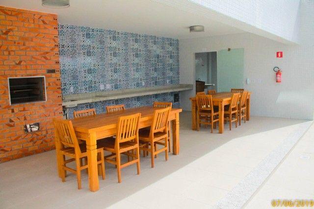 Ed. Viva Marco, 3 quartos, 2 suit, 2 vgs garag, 100 m², cond comp, novo - Foto 3