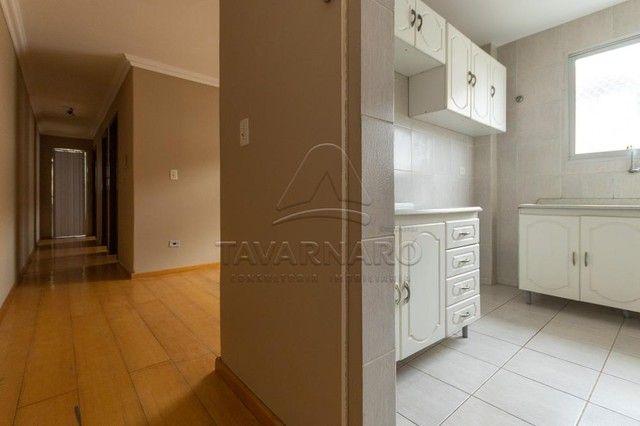 Apartamento à venda com 3 dormitórios em Orfas, Ponta grossa cod:V2428 - Foto 2