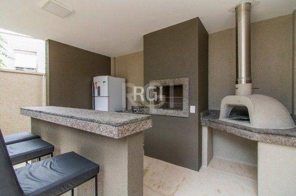 Apartamento à venda com 3 dormitórios em Jardim carvalho, Porto alegre cod:NK21516 - Foto 12